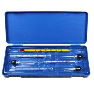 Набор ареометров АСП-3 +термометр