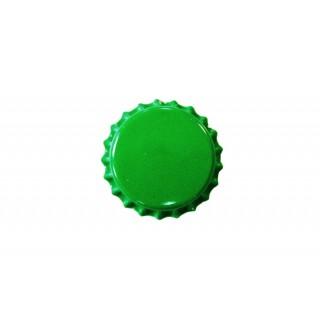Кроненпробки зеленые (Россия)  26 мм. 80 шт.
