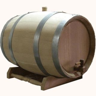 """Бочка дубовая """"Стандарт"""" 100 литров для выдержки алкогольной продукции"""