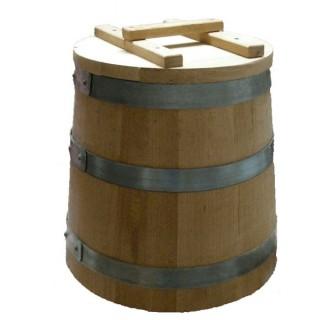 Кадка дубовая для засолки  25 литров