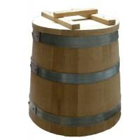 Кадка дубовая  50 литров