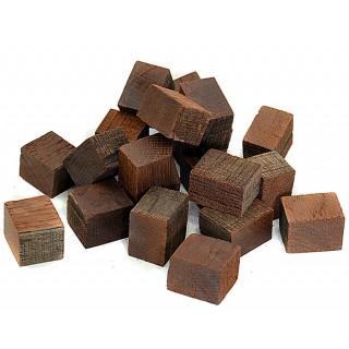 Дубовые кубики для самогона средний обжиг 1кг.