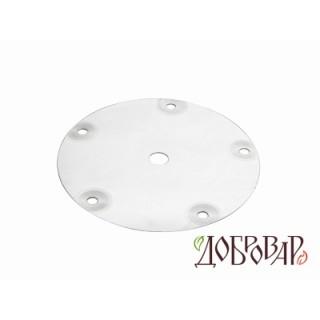 Крышка под 5 шпилек, отверстие для гидрозатвора (14 мм)