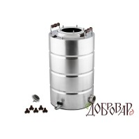 "Куб 23 л, ТЭН-Р-версия (1¼""), 5 шпилек (без крышки)"