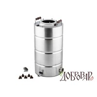"Куб 29 л, ТЭН-Р-версия (1¼""), 5 шпилек (без крышки)"