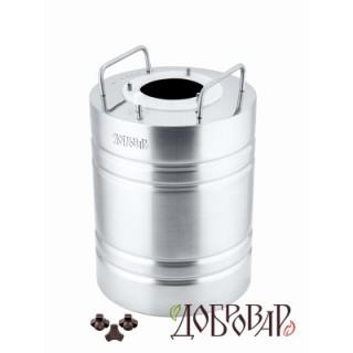 Куб 7,7 л, 3 шпильки (без крышки)