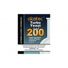 Турбо дрожжи ALCOTEC  BATCH 200, 86 Г