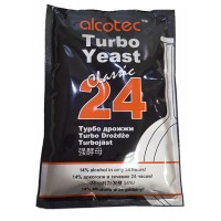 Турбо дрожжи  ALCOTEC 24 TURBO, 175 Г