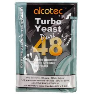 Турбо дрожжи ALCOTEC 48 TURBO