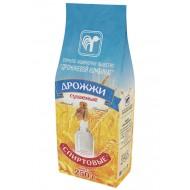 Дрожжи спиртовые 250 гр. (Беларусь)