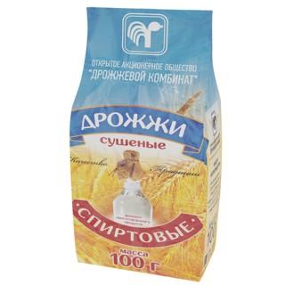 Купить дрожжи спиртовые 100 гр. (Беларусь)
