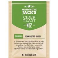 Дрожжи для сидра MANGROVE JACKS CIDER M02, 10 г
