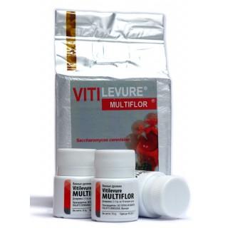 Дрожжи Vitilevur Multiflor, банка 10 гр.