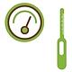Градусники (термометры)