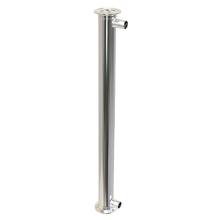 Дефлегматор (холодильник) 1,5 дюйма 500 мм.