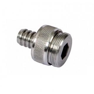 Переходник на кран для шланга 10 мм.