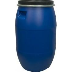 Бочка пластиковая с кольцом 85 литров