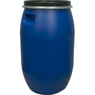 Бочка пластиковая с кольцом 127 литров