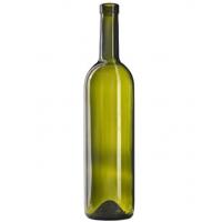 Бутылка бордо оливковая 0.7 л.