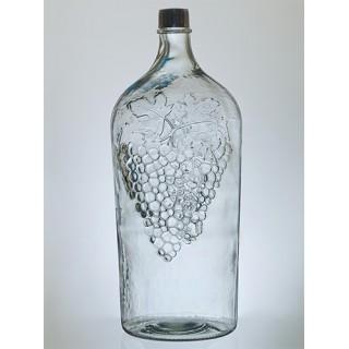 Бутыль стеклянный  7 литров