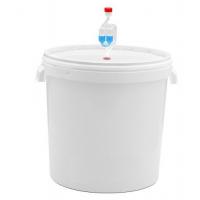 Емкость для брожения 20 л. с гидрозатвором
