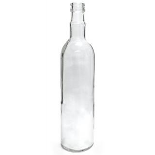 Бутылка 0.5 под колпачок гуала 58 мм.