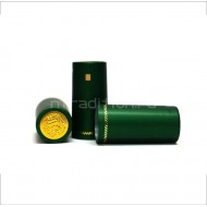 Термоусадочные колпачки зеленые