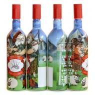 "Бутылка ""Шотландский виски"" 1 литр"