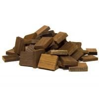 Дубовые кубики для самогона сильный обжиг 500 гр.