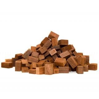 Дубовые кубики для самогона сильный обжиг 1кг.