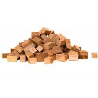 Дубовые кубики для самогона средний обжиг 500 гр.