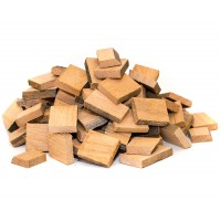 Кубики дубовые без обжига 1 кг.