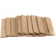 Палочки дубовые без обжига 1 кг.