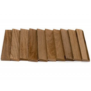 дубовые палочки средний обжиг 1 кг.