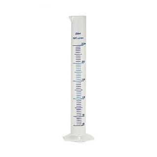 Мерный цилиндр пластиковый 250 мл