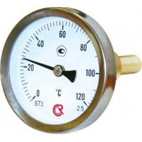 Термометр биметаллический 0-120