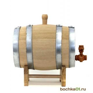 "Бочка дубовая 3 литра ""Стандарт Плюс"""