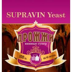 Дрожжи Supravin с усиленным питанием
